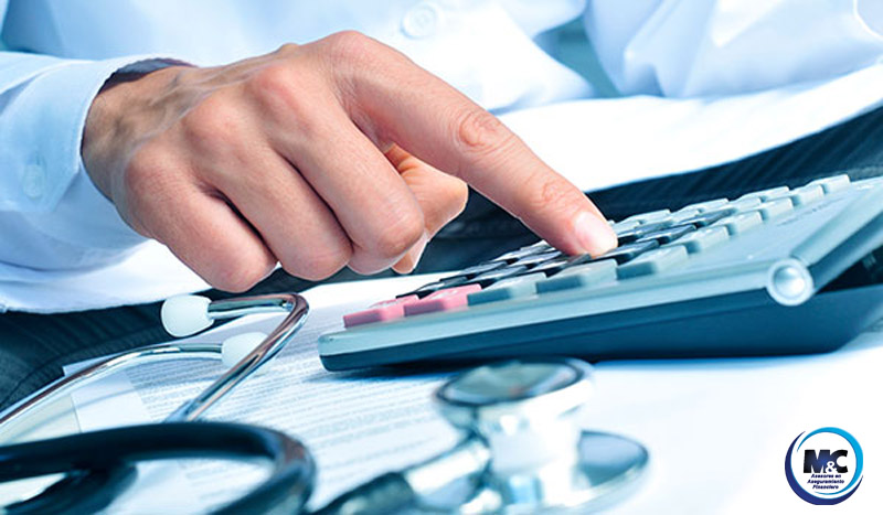 Seguro de gastos médicos mayores México m&c consultores finanzas puebla