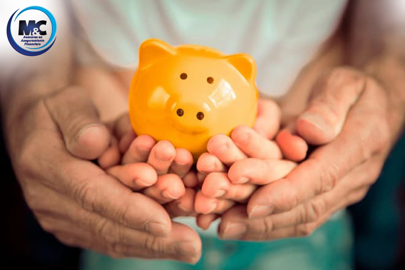 ahorro para la educacion de tus hijos m&c consultores financieros ahorro